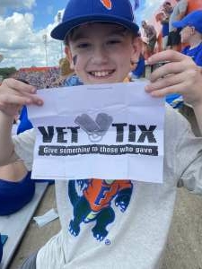 Click To Read More Feedback from Florida Gators Football vs. Vanderbilt Commodores - NCAA Football