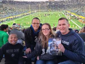 Click To Read More Feedback from Notre Dame vs. USC - NCAA Football
