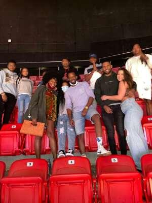 Munroe attended Miami Heat vs. Boston Celtics - NBA on Oct 15th 2021 via VetTix