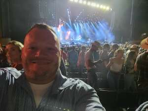 Daniel attended Dierks Bentley - Beers on Me Tour 2021 on Oct 9th 2021 via VetTix