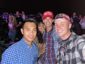 Robby Day attended Dierks Bentley - Beers on Me Tour 2021 on Oct 9th 2021 via VetTix