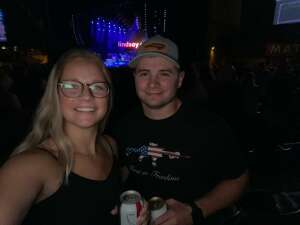 Mike L attended Dierks Bentley - Beers on Me Tour 2021 on Oct 9th 2021 via VetTix