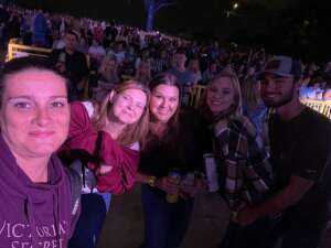 Ty attended Dierks Bentley - Beers on Me Tour 2021 on Oct 9th 2021 via VetTix