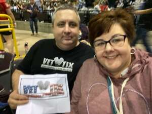Alvin Smith attended Dierks Bentley - Beers on Me Tour 2021 on Oct 9th 2021 via VetTix