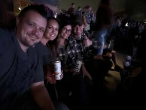 Jon Brown  attended Dierks Bentley - Beers on Me Tour 2021 on Oct 9th 2021 via VetTix