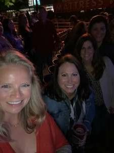 Jill Rosengarten attended Dierks Bentley - Beers on Me Tour 2021 on Oct 9th 2021 via VetTix