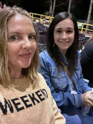 Candace attended Dierks Bentley - Beers on Me Tour 2021 on Oct 9th 2021 via VetTix