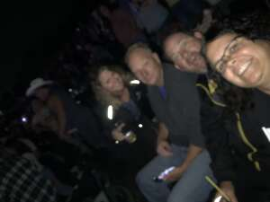 KMS attended Dierks Bentley - Beers on Me Tour 2021 on Oct 7th 2021 via VetTix