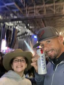 J Bylow attended Dierks Bentley - Beers on Me Tour 2021 on Oct 7th 2021 via VetTix