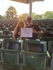 David Ortwine attended Dierks Bentley - Beers on Me Tour 2021 on Oct 7th 2021 via VetTix