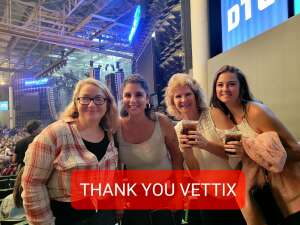 Virginia Negron attended Dierks Bentley - Beers on Me Tour 2021 on Oct 7th 2021 via VetTix