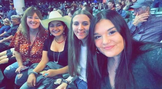 Ginger attended Dierks Bentley - Beers on Me Tour 2021 on Oct 7th 2021 via VetTix