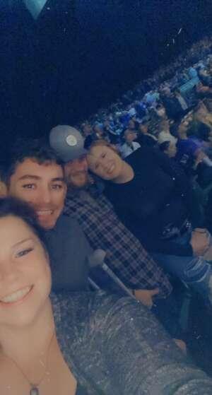 Jordan T attended Dierks Bentley - Beers on Me Tour 2021 on Oct 7th 2021 via VetTix