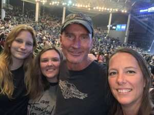 Greg attended Dierks Bentley - Beers on Me Tour 2021 on Oct 7th 2021 via VetTix