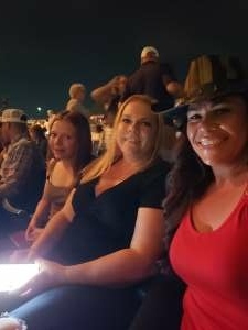 Curtis A. attended Brad Paisley Tour 2021 on Oct 8th 2021 via VetTix