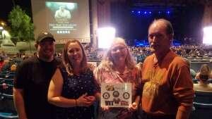 David Merriman attended Brad Paisley Tour 2021 on Oct 8th 2021 via VetTix