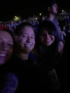 SabYeg attended Brad Paisley Tour 2021 on Oct 8th 2021 via VetTix