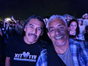 Leo Martinez attended Brad Paisley Tour 2021 on Oct 8th 2021 via VetTix