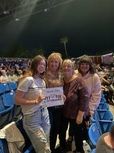 Geno attended Brad Paisley Tour 2021 on Oct 8th 2021 via VetTix
