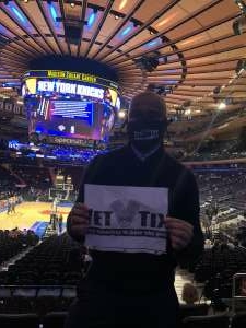 Click To Read More Feedback from New York Knicks vs. Indiana Pacers - NBA