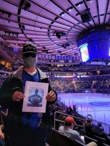 Click To Read More Feedback from New York Rangers vs. New Jersey Devils - NHL