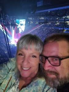 Nicole attended Eric Church: the Gather Again Tour on Oct 15th 2021 via VetTix