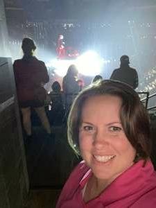 Teresa attended Eric Church: the Gather Again Tour on Oct 15th 2021 via VetTix