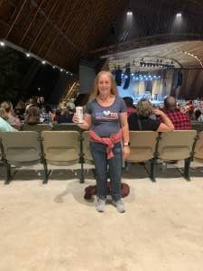 Connie attended Jason Aldean: Back in the Saddle Tour 2021 on Oct 15th 2021 via VetTix
