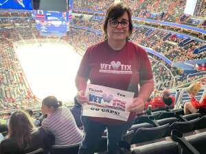 Click To Read More Feedback from Washington Capitals vs. Colorado Avalanche - NHL