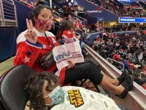 Click To Read More Feedback from Washington Capitals vs. Tampa Bay Lightning - NHL