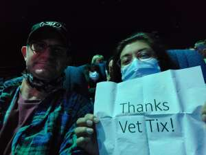Andy attended Totally Mental on Oct 14th 2021 via VetTix
