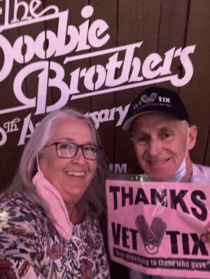 Click To Read More Feedback from The Doobie Brothers - 50th Anniversary Tour