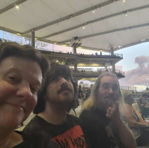 N. Jones attended Alice Cooper With Special Guest Ace Frehley on Oct 9th 2021 via VetTix