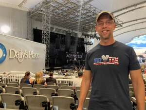 Scott K attended Alice Cooper With Special Guest Ace Frehley on Oct 9th 2021 via VetTix