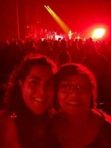 LinaIDelacruz attended Juanes - Origen Tour 2021 on Oct 10th 2021 via VetTix