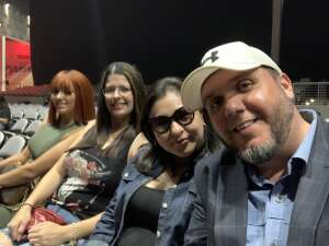 Dominic Leal attended Juanes - Origen Tour 2021 on Oct 10th 2021 via VetTix