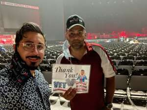 Click To Read More Feedback from Juanes - Origen Tour 2021