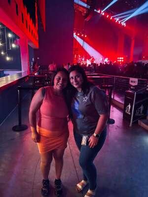 Mj Sanchez attended Juanes - Origen Tour 2021 on Oct 10th 2021 via VetTix