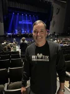 Paul Aguirre attended Brothers Osborne: We're not for Everyone Tour on Oct 10th 2021 via VetTix