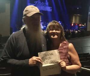 Greg attended Brothers Osborne: We're not for Everyone Tour on Oct 10th 2021 via VetTix