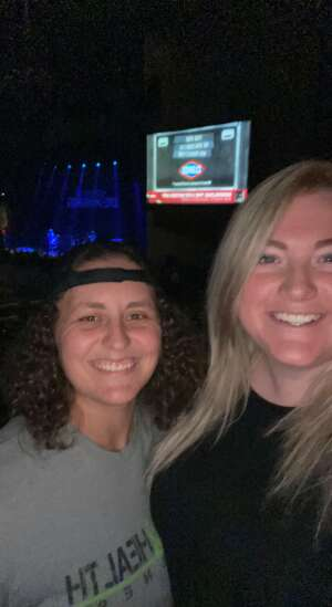Katlyn Gaddis attended Brothers Osborne: We're not for Everyone Tour on Oct 10th 2021 via VetTix