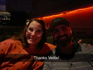 Aaron J attended Brothers Osborne: We're not for Everyone Tour on Oct 10th 2021 via VetTix