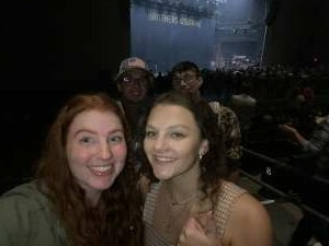 Art Ray attended Brothers Osborne: We're not for Everyone Tour on Oct 10th 2021 via VetTix