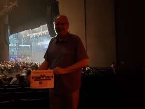 Phil attended Brothers Osborne: We're not for Everyone Tour on Oct 10th 2021 via VetTix