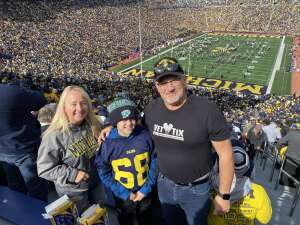 Click To Read More Feedback from University of Michigan Wolverines vs. Northwestern Wildcats - NCAA Football