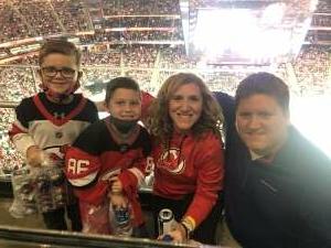 Tim attended New Jersey Devils vs. Chicago Blackhawks - NHL on Oct 15th 2021 via VetTix
