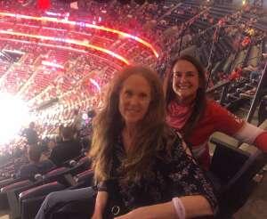 Jenn attended Florida Panthers vs. Pittsburgh Penguins - NHL on Oct 14th 2021 via VetTix