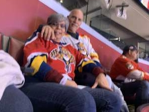 Alberto attended Florida Panthers vs. Pittsburgh Penguins - NHL on Oct 14th 2021 via VetTix