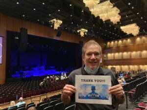 Ron attended Chicago on Oct 8th 2021 via VetTix