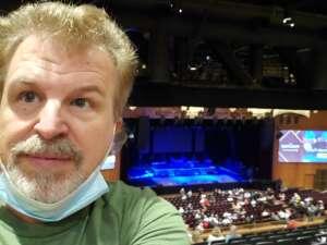 Glynn Anglin attended Chicago on Oct 8th 2021 via VetTix